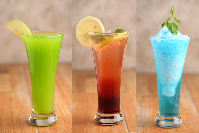 DRINKS & ONTHER ORDER